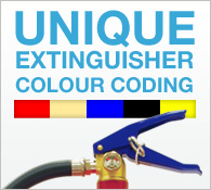 Know your Fire Colour Code